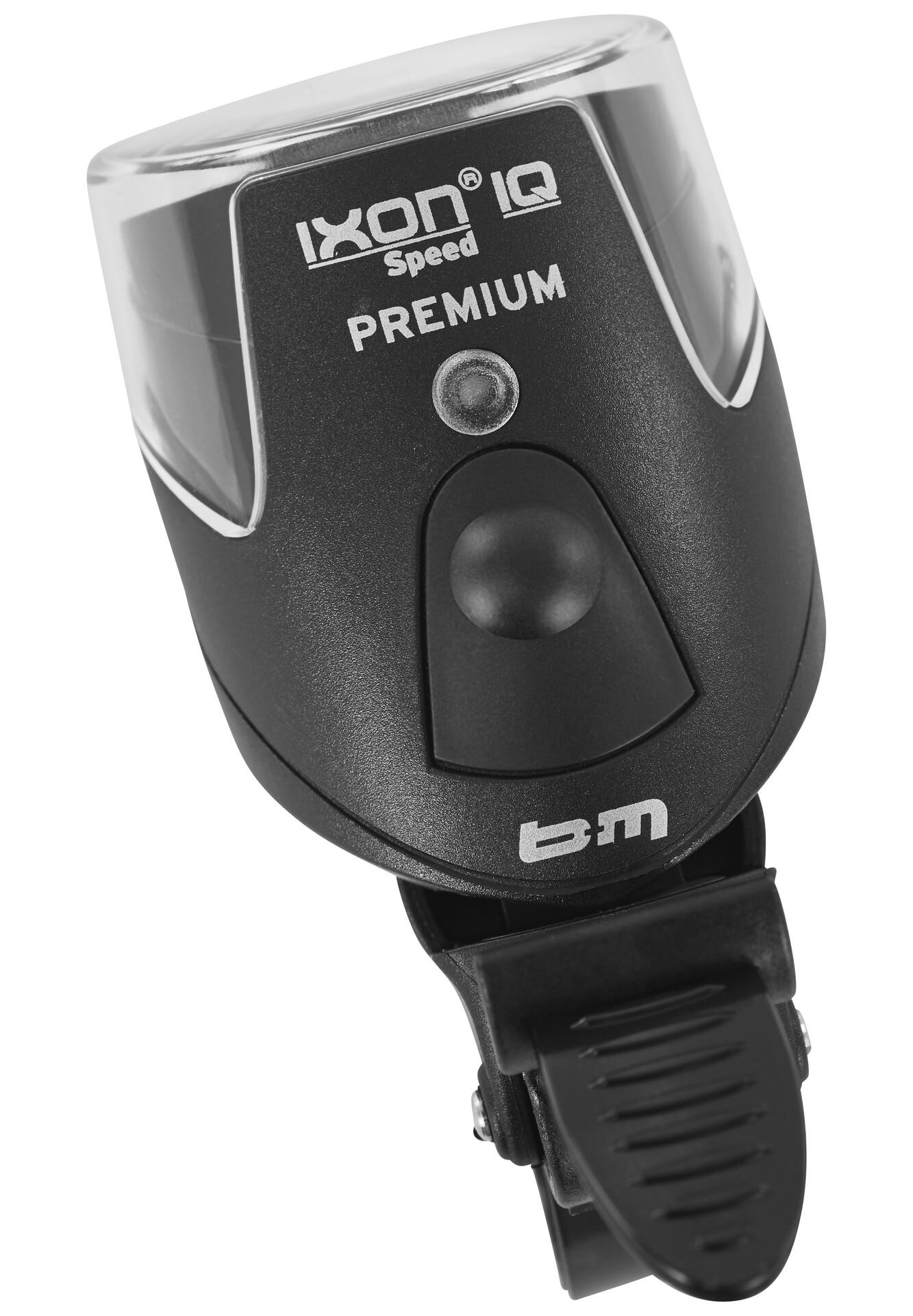 Premium Lampe Speed BuschMüller Ixon Iq Frontale ChargeurBlack Batterie 7Ybf6yg